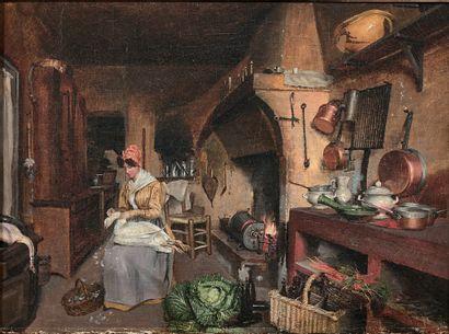 David CUNLIFFE ( ? vers 1800 - ? vers 1860)