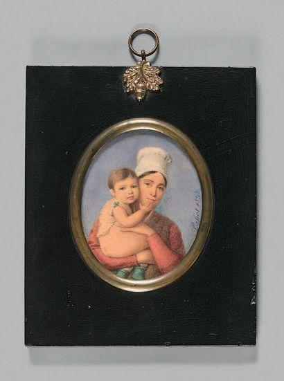 Gabriel-Aristide PASSOT (Nevers, 1797 - Paris, 1875).