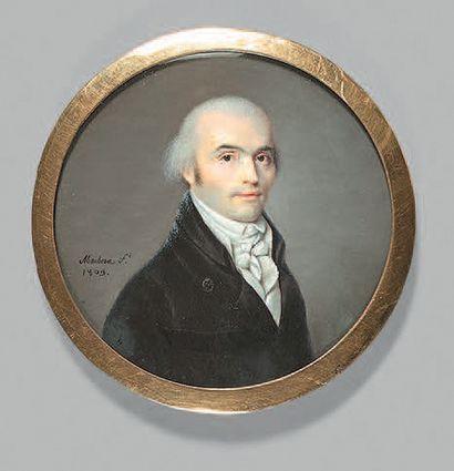 Ferdinand MACHERA (Dôle, 1776 - Lyon, 1843)