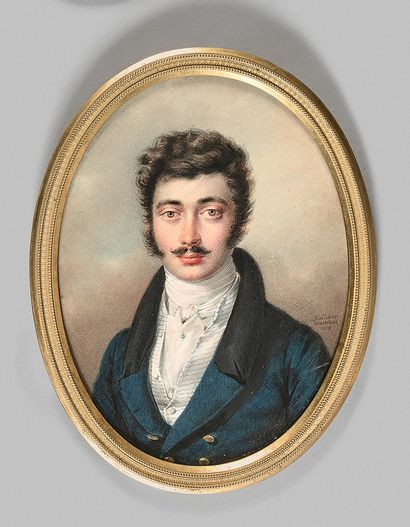 Friedrich Johann Gottlieb LIEDER (Autrichien, 1780-1859)