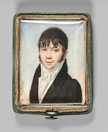 Pierre Édouard GAUTIER DAGOTY (Florence, 1775 - Bordeaux, 1871)