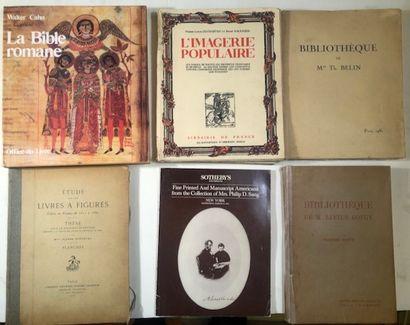 Bibliothèque de Lucien Gougy Première Partie...
