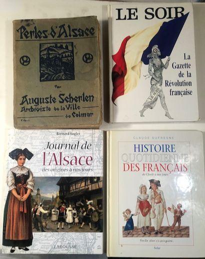 Auguste Scherlen - Perles d Alsace- Bader,...