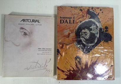 Hommage à Dali numéro Spécial du XX è Siècle...