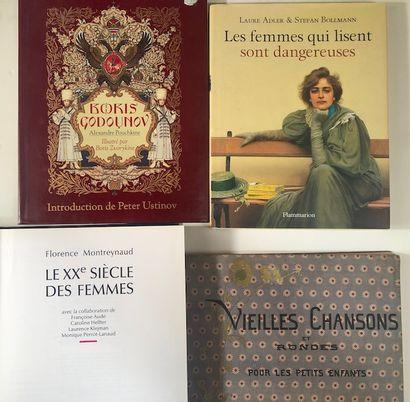Boutet de Monvel -Vieilles Chansons et Rondes...