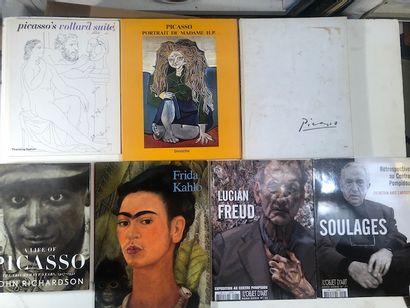 J. Richarson A Life of Picasso the triumphant...