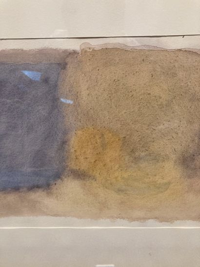 Alexandre HOLLAN (né en 1933)  Nature morte signée AA et datée 90 en bas à droite...