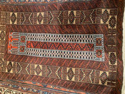 Trois Tapis Caucase / Perse 196 x 128 cm 116 x 75 cm 205 x 113 cm  Lot à l'étud...