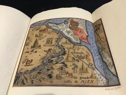 LYDIS]. The Book of Marco Polo, Venetian...