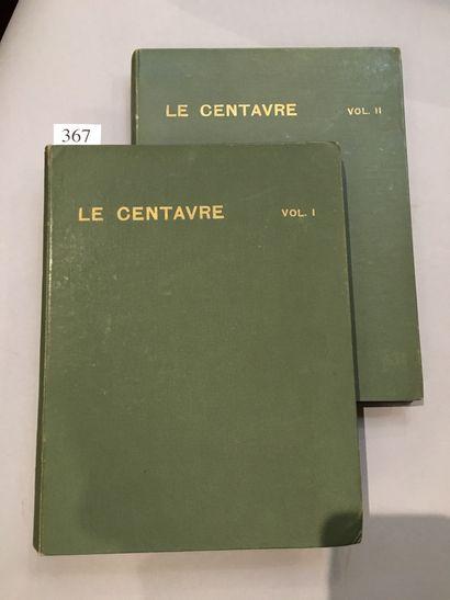 [CENTAUR]. The Centaur. Quarterly collection...