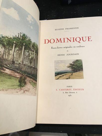 FROMENTIN (Eugène).