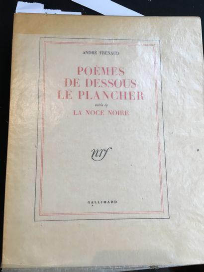 FRÉNAUD (André).