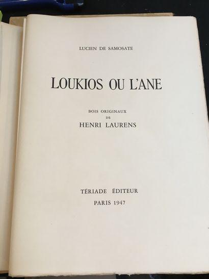 LUCIEN DE SAMOSATE.
