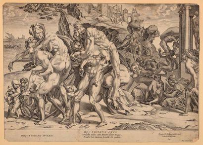 René BOYVIN (1525-1580/98)  Les Effets de...