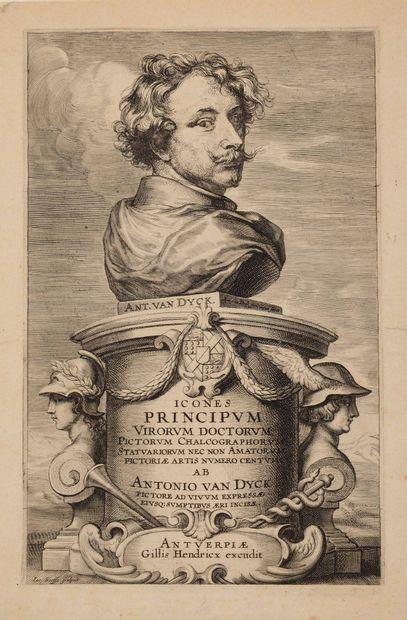 Antoine VAN DYCK(1599-1641) d'après  Son...
