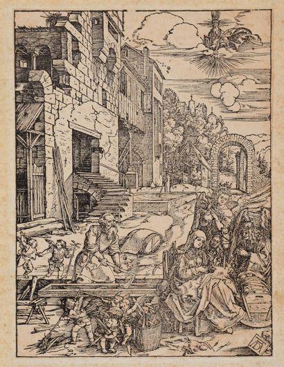 Albrecht DURER(1471 - 1528)  Le Séjour de...