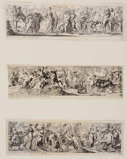 Pierre BREBIETTE (1598-1650)  Deux sujets...