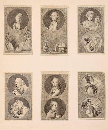 Daniel Nicolas CHODOWIECKI (1726 - 1801)...
