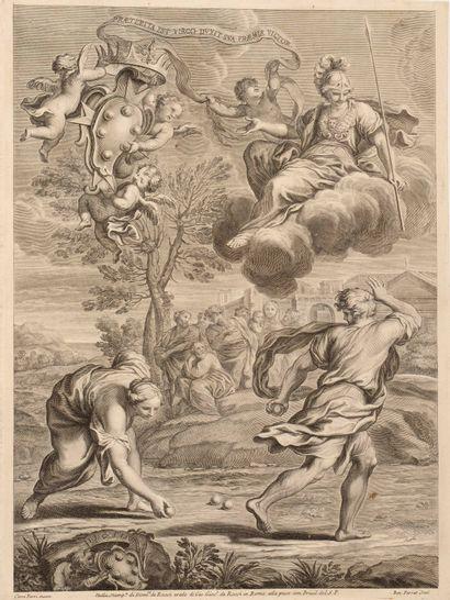 Benoit FARJAT (1646 -?) et autres artistes...