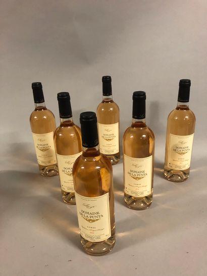 6 bouteilles CORSE Dom. de La Punta 2018