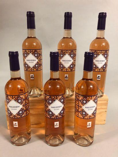 6 bouteilles LUBERON