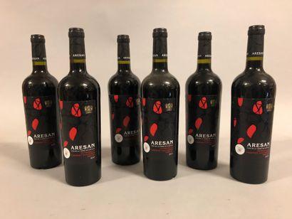 6 bouteilles ESPAGNE Vino de la Tierra de...