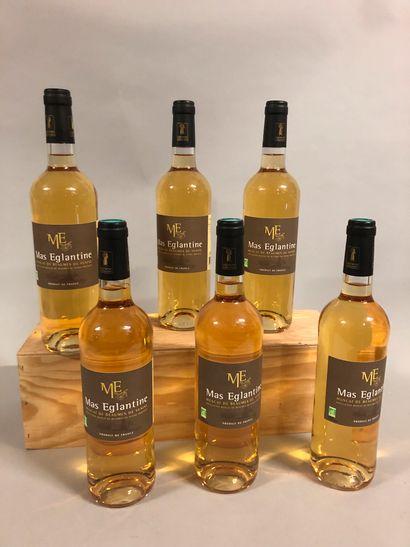 6 bouteilles MUSCAT BEAUMES DE VENISE, Mas...