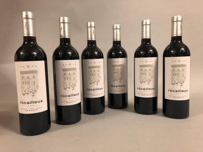 6 bouteilles GAILLAC
