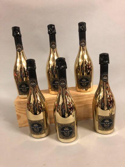 6 bouteilles VIN PÉTILLANT