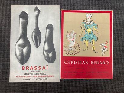 Gyula Halasz BRASSAI (1899-1984) Affiche,...