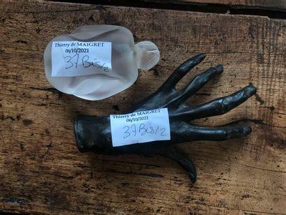 Reproduction main Rodin. Dans son écrin....