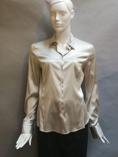 EMPORIO ARMANI. Veste en mélange laine, acrylique,...