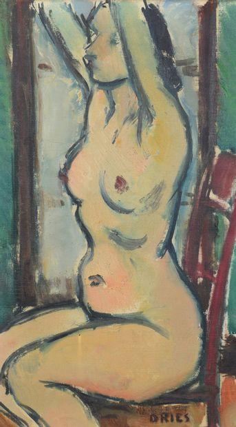 Jean DRIESBACH dit DRIES (1905 - 1973) -...