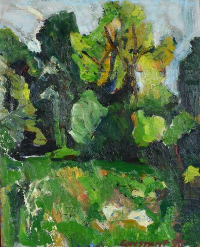 Christian CONSTANT (1926 - 2015) - Paysage...