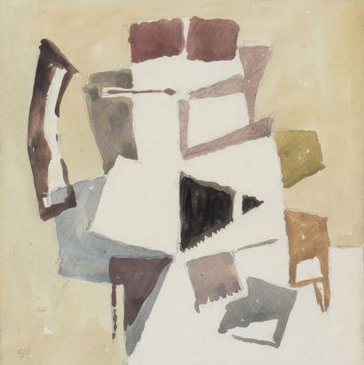 Geer van VELDE (1898 - 1977) - Composition,...