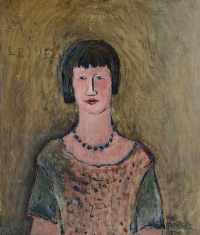 Paul GUILLAUME (1891 - 1934) - Portraits...
