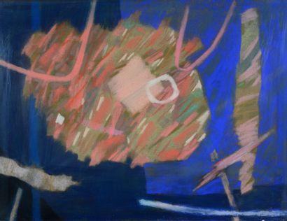 Henri GOETZ (1909 - 1989) - Rythme rose...