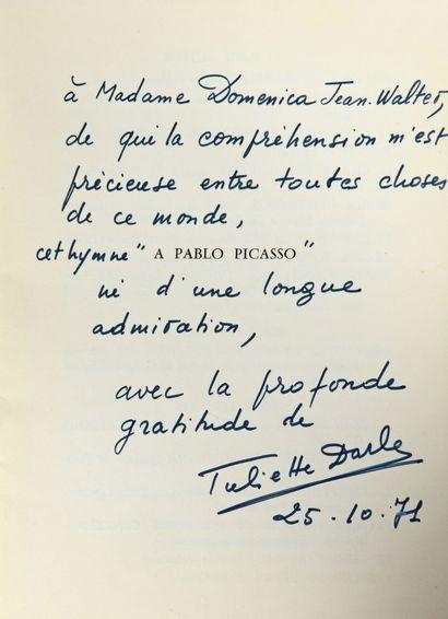 * Jean BOURET. Suzanne Valadon. Paris, O....