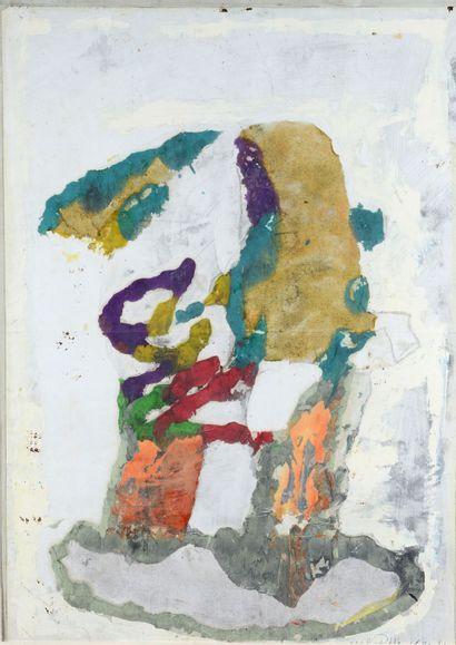 Jean-Pierre PINCEMIN (1944 - 2005) - Sans...
