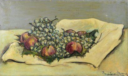 Paul GUILLAUME (1891 - 1934) - Nature morteaux...
