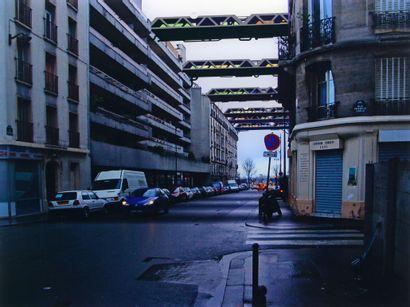 Alain BULBEX (né en 1961) - UMH XVIII, 2006,...