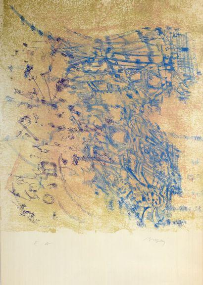Camille BRYEN (1907 - 1977) - Sans titre....