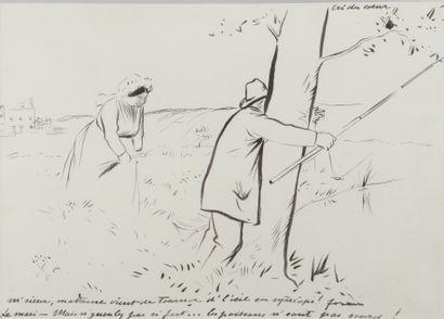 Jean-Louis FORAIN (1852 - 1931) - M sieur,...