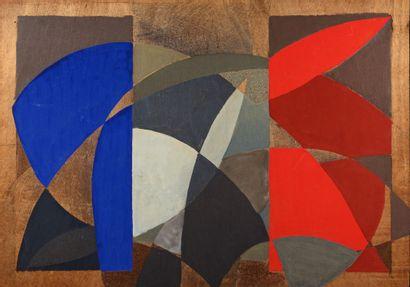 Alfred RETH (1884 - 1966) - Composition,...
