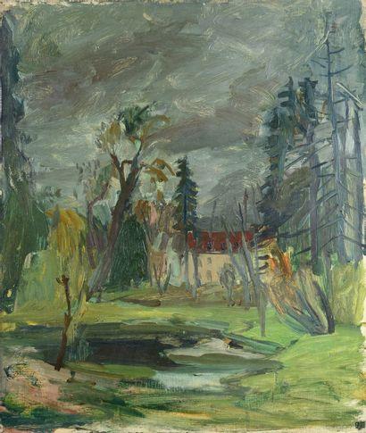 Robert WEHRLIN (1903 - 1964) - Les enfants...