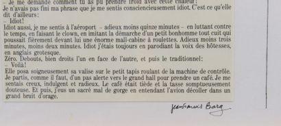 Jean-François BORY (né en 1938) - Sans titre,...
