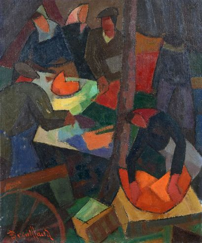 André François BREUILLAUD (1898 - 1994) -...