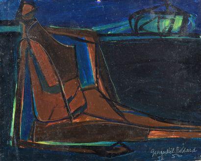 Georges Noël BEDARD (1924 - 2010) - Nu dans...