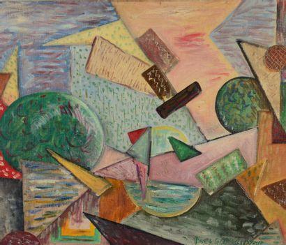 Paul GUILLAUME (1891 - 1934) - Composition...