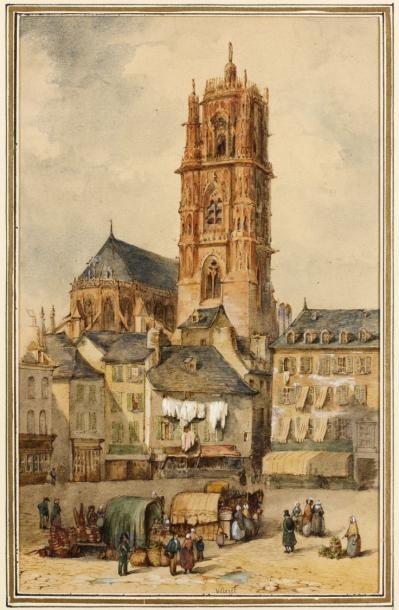 François Etienne VILLERET (? 1800 - Paris 1866)